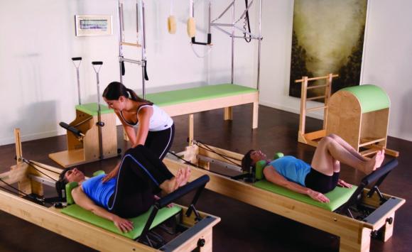 8 μαθήματα Pilates equipment (σε group 4 ατόμων) με κόστος 120 ευρώ!