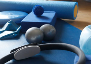 PIlates mini ball - ZENME Yoga Pilates Athens Kolonaki