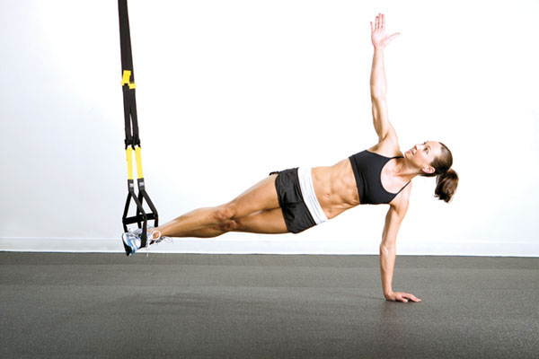 Pilates Με Αιωρούμενους Ιμάντες (TRX)