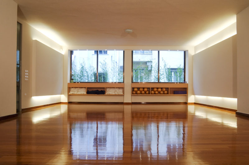 Main Room - ZENME Yoga Pilates Athens Kolonaki