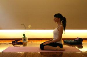 Virasana ZENME Yoga Pilates Athens Kolonaki