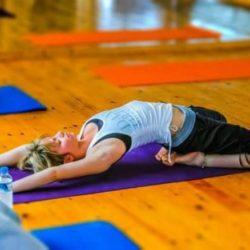 New Lesson (Πρωϊνό Μάθημα) Pilates Mat