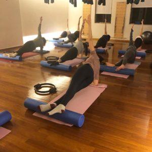 Pilates foam rollers zenme