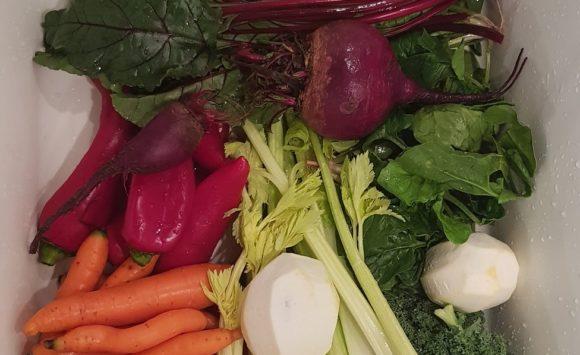 Detox Χυμός Λαχανικών